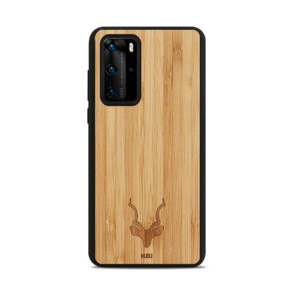 Huawei Bamboe hoesje - P40 (Pro) - Kudu