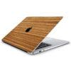 Houten MacBook covers - Kudu