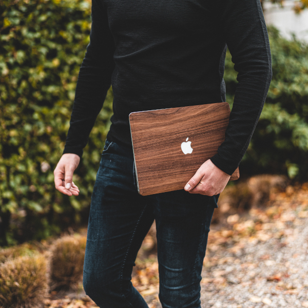 Houten MacBook hoezen - Kudu